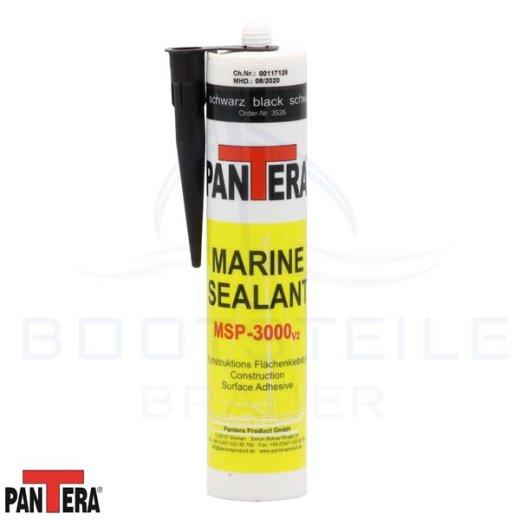 Marine Sealant MSP-3000 V2, 290 ml Kartusche - Schwarz
